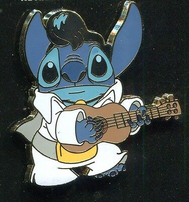 Stitch as Elvis Disney Pin 38770