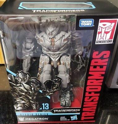 Takara Tomy Transformers Movie Studio Series Voyager Megatron Wave 2 In Stock