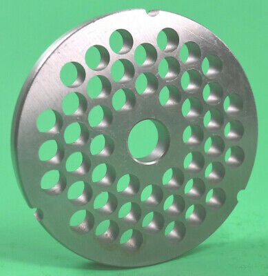 Size 42 X 12 Meat Grinder Disc Plate For Cabelas 1 34 Hp Biro Hobart