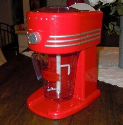 Coke Coca Cola Frozen Drink Machine Margarita Slush Maker Smoothie Beverage