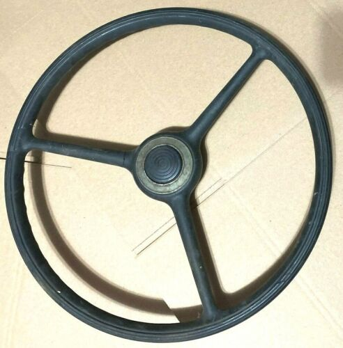 + OLD MODEL VINTAGE + STEERING WHEEL CORE and HORN BUTTON
