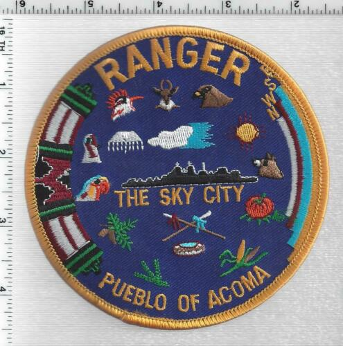 Pueblo of Acoma Ranger (New Mexico) 1st Issue Shoulder Patch