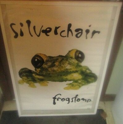 SILVERCHAIR POSTER NEW 1995 RARE VINTAGE COLLECTIBLE OOP