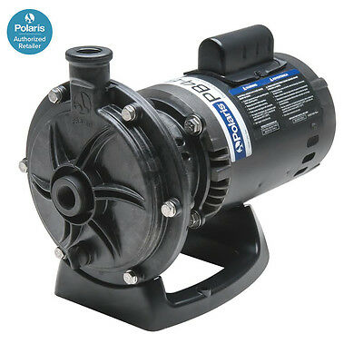Polaris PB4-60 Booster Pump 3/4HP for Pressure Pool Cleaners 280, 380 - 115/230V