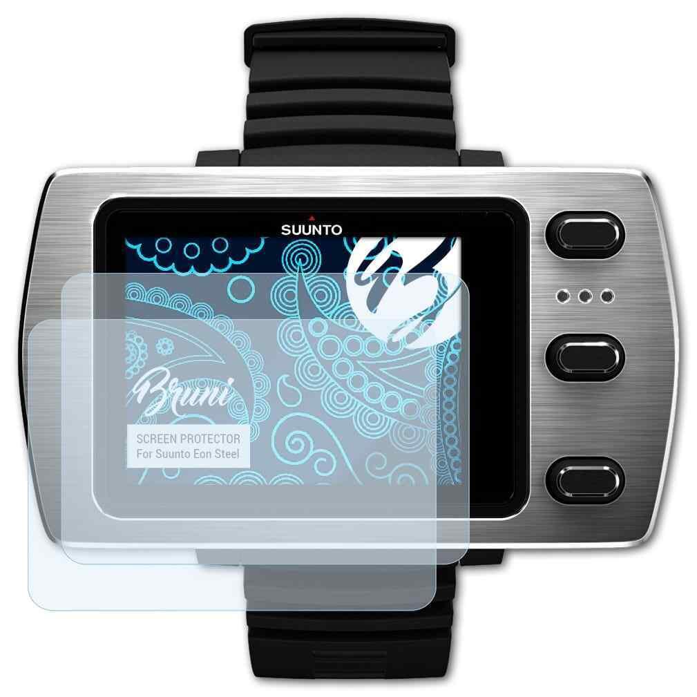 atFoliX 3x Displayschutzfolie für Garmin Edge 1000 Schutzfolie matt/&flexibel