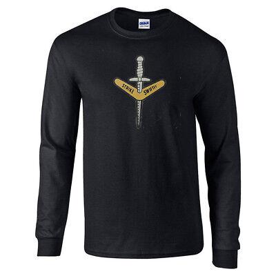 Strike Swiftly Shirt Australia Army Long Sleeve T-Shirt