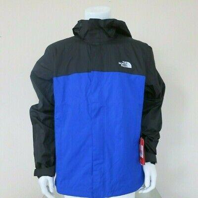 THE NORTH FACE MEN'S VENTURE 2 RAIN JACKET Blue/Black sz S M L XXL MSRP $99