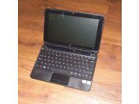 HP Mini 210-1000 Intel Atom N450 with good 6 cells battery.