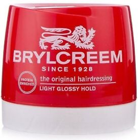 Brylcreem Original Hairdressing Protein Enriched 150ml: Brand New