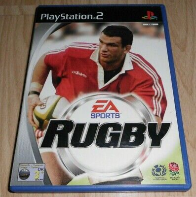 EA Sports Rugby ...Playstation 2 Game for sale  Shipping to Nigeria