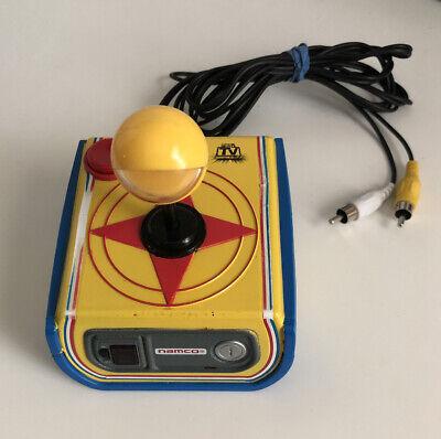Jakks NAMCO SUPER PAC MAN Plug N Play TV VIDEO GAME UNIT 2006 WORKS!