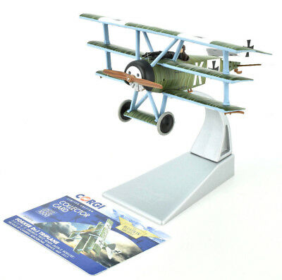 Corgi Fokker DR.1 Triplane - May 1917 1:48 Die-Cast Airplane AA38306