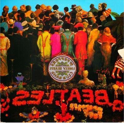 The Beatles - Sgt. Pepper Instrumental CD  Full Original Beatles Album No (Cd Pepper)