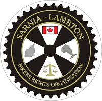Sarnia Lambton Bikers Rights Organization Monthly Meeting