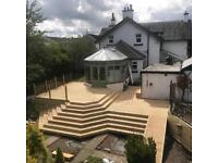 DECKING - GJH Joinery - Cheap & Reliable