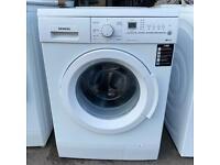 Siemen washing machine 8kg vario perfect like new beautiful condition