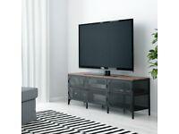 Tv IKEA Fjallbo Shelving unit