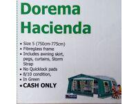 Dorema Hacinda Caravan Awning