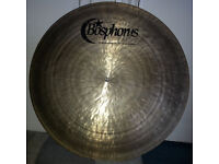 "20"" Bosphorus Traditional series Heavy Flat Ride 2715 grams"
