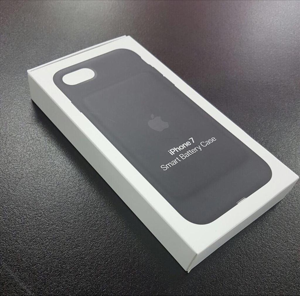 Genuine apple iphone 7 smart battery case black in romford london gumtree - Iphone 7 smart battery case ...