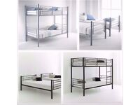 New Single Metal Bunk Bed == Cheapest Offer == Order Now!