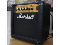 Marshall MG10cd Guitar Amplifier