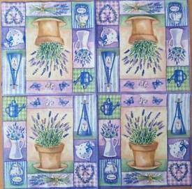 Paper Napkins Tissue for decoupage