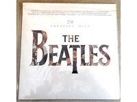 The Beatles – 20 Greatest Hits UK ORIGINAL 1982 MINT.