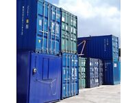 Self storage and container hire