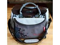 **reduced price**Babymoov changing bag brown and cream