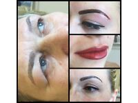 HALF PRICE!!!PERMANENT MAKE UP / MICROBLADING / EYELASH EXTENSIONS - SPECIAL PRICE THIS APRIL