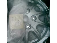 15 inch wheel trims... X4...