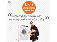 Fridge Freezer Washing machine (Sale Repair Installation )
