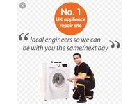 Cooker Oven Fridge freezer WASHING MACHINE Sale / REPAIR