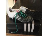 Adidas firm ground football boots