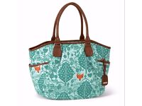 Donna Wilson Fox Print Limited Edition Mamas & Papas Baby Changing Bag - Excellent condition