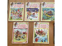 Beano classic comics bundle