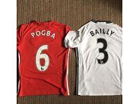 MUFC SHIRTS
