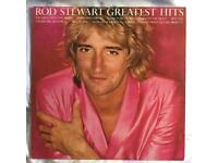 Rod Stewart- Greatest Hits LP 33rpm. RIVA 1979. W/Inners!