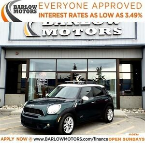 2011 MINI Cooper S Countryman AUTO (APPLY NOW DRIVE NOW)