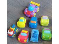 BABY PLAY CARS
