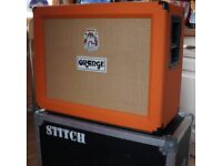 Orange Rockerverb Combo