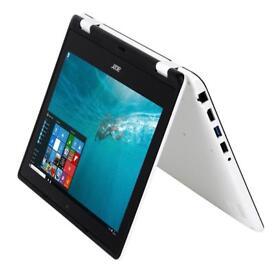 "ACER R3-131T-C83R 11""6 LAPTOP N3050 4GB RAM 32GB NX.G11EK.015 WHITE"