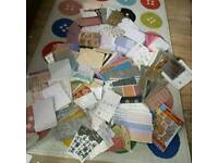 Job lot card making equipment. Offers considered