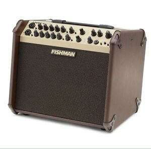Fishman Artist Acoustic amp MINT with cover and footswitch