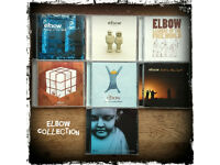 ## ELBOW CD'S - AVAILABLE IS THE ENTIRE FULL ALBUM BACK CATALOGUE ##