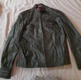 Brand new genuine leather jacket