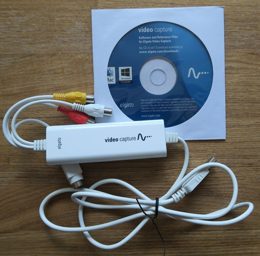 Elgato Video Capture Device | in Barnstaple, Devon | Gumtree
