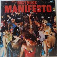 Roxy Music - Manifesto -LP- Vinyl Polydor 2344 129 Niedersachsen - Walsrode Vorschau