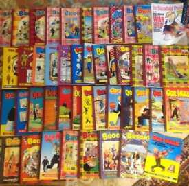 Broons and Oor Wullie Annuals (40+)